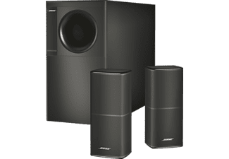 bose lautsprecher system acoustimass 5 serie v schwarz. Black Bedroom Furniture Sets. Home Design Ideas