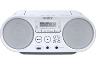 SONY ZS-PS50B CD Player (Weiß)