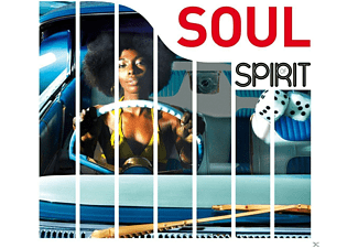 VARIOUS - Spirit Of Soul - (CD)