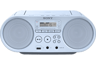 SONY ZS-PS50B CD Player (Blau)