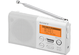 SONY XDR-P1DBPW, Digitalradio