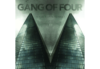 Gang of Four - What Happens Next - (CD)