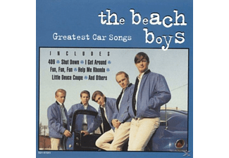 The Beach Boys - Greatest Car Songs - (CD)
