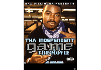 Daz Dillinger - Tha Independent Game-The Mov - (DVD)