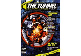 VARIOUS - The Tunnel Is Closed Vol.01 - (DVD)