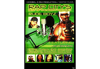 VARIOUS - Rap City s Best Of The Booth Vol.1 - (DVD)