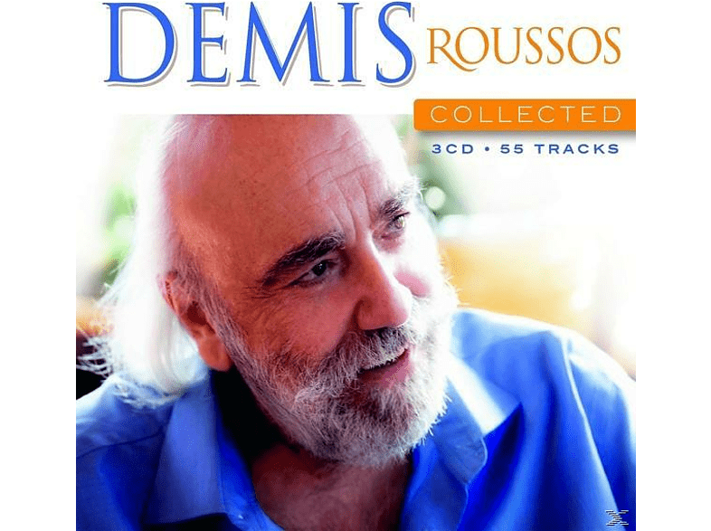 Demis Roussos, VARIOUS - Collected [CD]