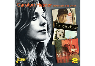 Carolyn Hester - Introduces Bob Dylan - (CD)