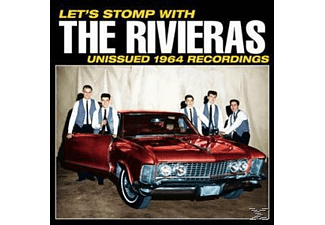 The Rivieras - Let S Stomp With The Rivieras - (CD)