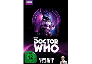 Doctor Who - Siebter Doktor - Volume 3 - (DVD)