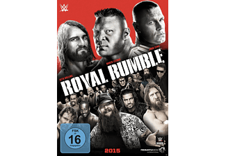 Royal Rumble 2015 - (DVD)