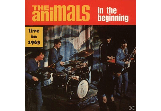The Animals, Eric Burdon - In The Beginning - (CD)