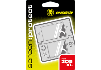 SNAKEBYTE 3DS XL Bildschirmschutzfolie Screen:Protect , Protection Kit
