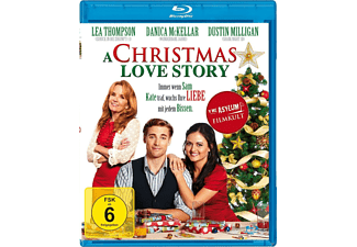 A Christmas Love Story - (Blu-ray)