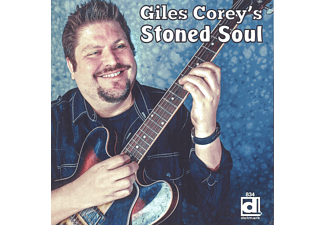 Giles Corey - Stoned Soul - (CD)