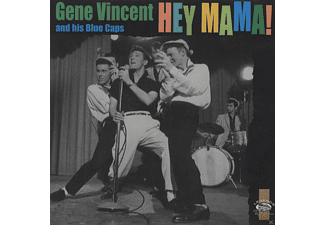 Gene Vincent, His Blue Cats - Hey Mama (10inch) - (Vinyl)