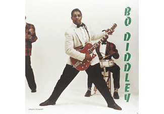 Bo Diddley - Bo Diddley 180g - (Vinyl)
