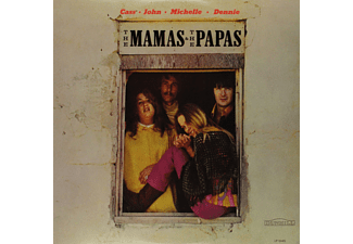 The Mamas And The Papas - Mamas & The Papas - (Vinyl)