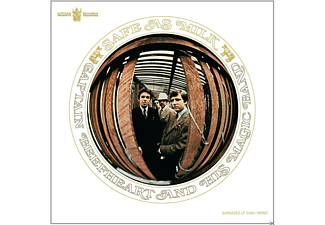 Captain Beefheart & His Magic Band - Safe As Milk - (Vinyl)