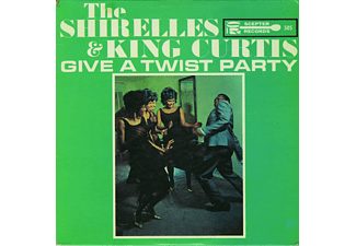 Shirelles, The & Curtis, King - Give A Twist Party (180g) - (Vinyl)