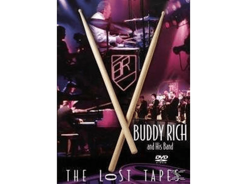 Buddy Rich - The Lost Tapes [DVD]