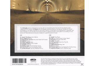 VARIOUS - Life:Styles Dj Spinna - (CD)