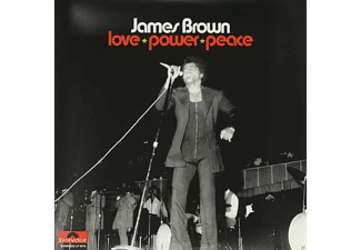 James Brown - Love Power Peace (3-Lp) Olympia, Paris 1971 - (Vinyl)