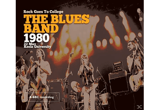 The Blues Band - Rock Goes To College (1980) - (DVD)