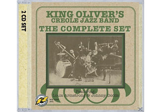 King Oliver Creole Jazz Band - The Complete Set - (CD)