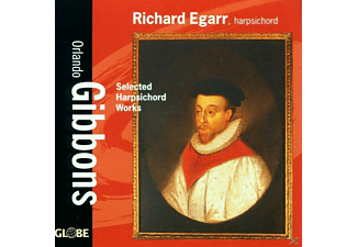 Richard Egarr - Harpsichord Works - (CD)