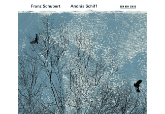 András Schiff - Fortepiano - (CD)