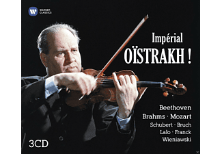 Various Composers, David Oistrach, Various Conductor, VARIOUS - Imperial Oistrach! - (CD)