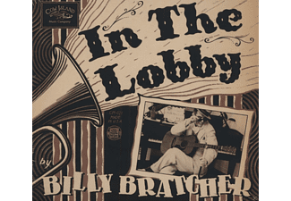 Billy Bratcher - In The Lobby (2012) - (CD)