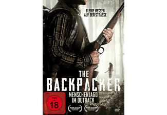 The Backpacker - Menschenjagd im Outback - (DVD)