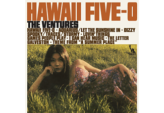 The Ventures - Hawaii Five-O (1969) 180g Limited Edition - (Vinyl)