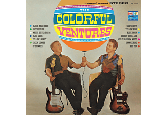The Ventures - Colorful Ventures 180g Limited Edition - (Vinyl)