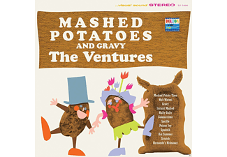 The Ventures - Mashed Potatoes And Gravy 180g Limited Edition - (Vinyl)