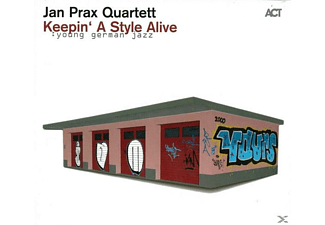 Jan Prax Quartett - Keepin' A Style Alive - (CD)