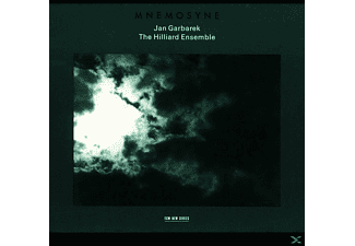 Jan Garbarek, The Hilliard Ensemble - Mnemosyne (CD)