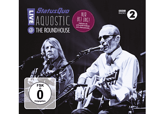 Status Quo - Aquostic! Live At The Roundhouse (Exklusive Edition) - (CD + DVD Video)