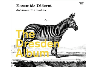 Ensemble Diderot - The Dresden Album - (CD)