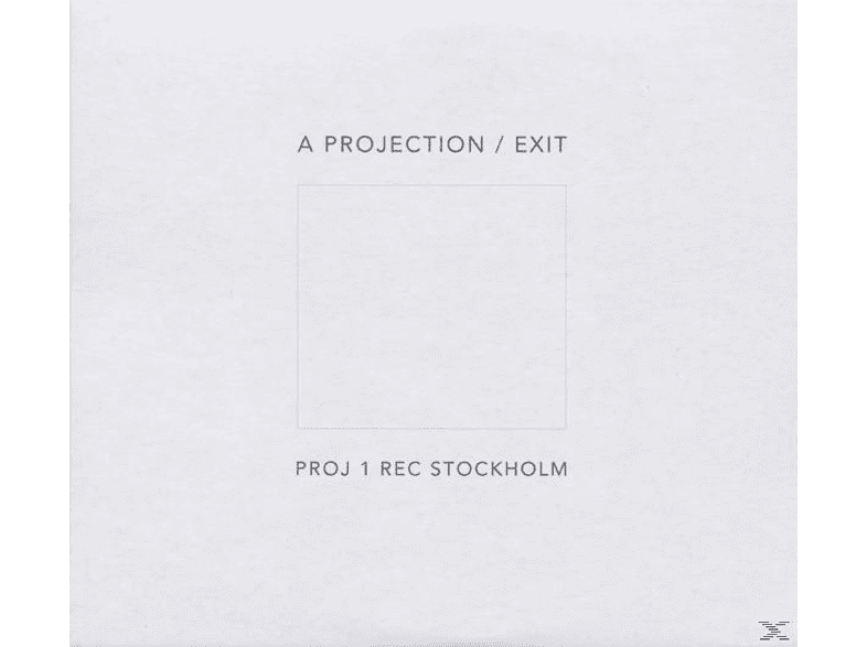 A Projection - Exit [CD]