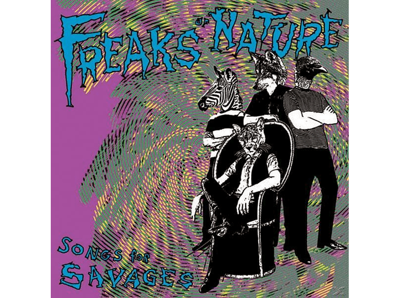 Freaks Of Nature - Songs For Savages [Vinyl]