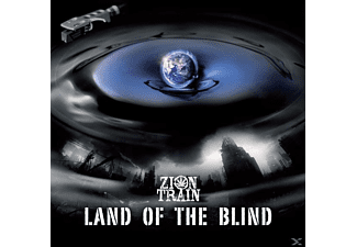 Zion Train - Land Of The Blind - (CD)