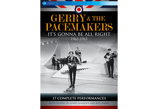 Gerry & The Pacemakers - It's Gonna Be All Right 1963-1965 (DVD)