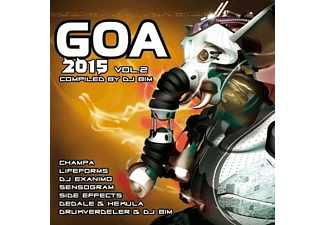 VARIOUS - Goa 2015 Vol.2 [CD]