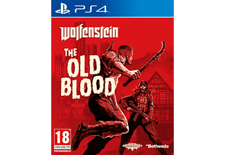 Wolfenstein: The Old Blood NL PS4