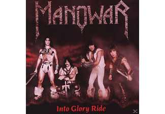 Manowar - Into Glory Ride - (CD)