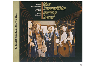 The Incredible String Band - Incredible String Band (Remastered) - (CD)