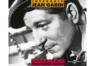 Jean Gabin - Integrale/Anthologie [CD]